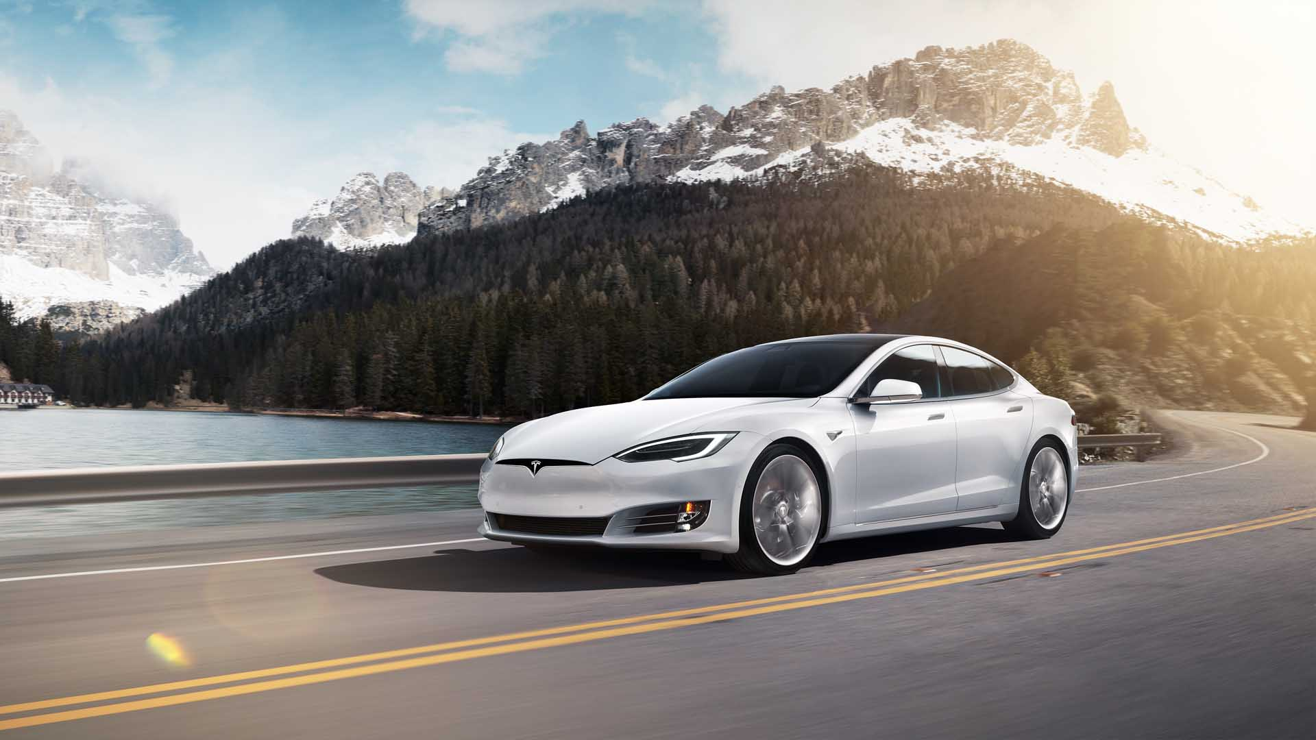 Tesla Model S South Africa